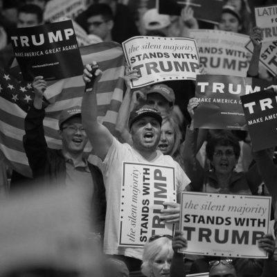 #QuéVergüenzaUSA: Trump alcanzó los delegados necesarios para ser candidato