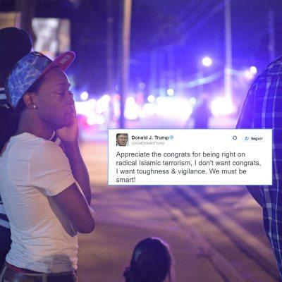 #Orlando: ¿A quién le conviene que cedamos al miedo?