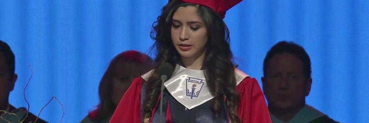 #ImUndocumented: Valiente joven levantó la voz por los inmigrantes, por los indocumentados, por todos nosotros