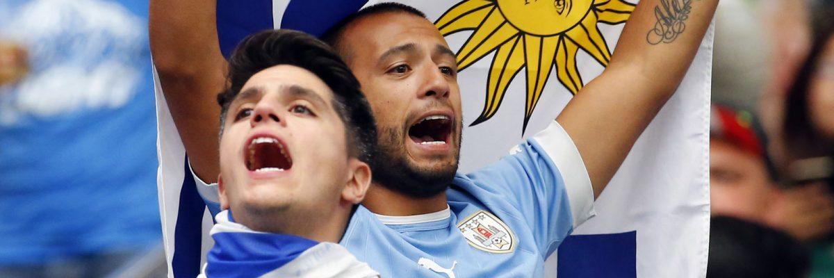 #CopaAmérica: En Arizona, no distinguen entre los himnos de Uruguay y Chile