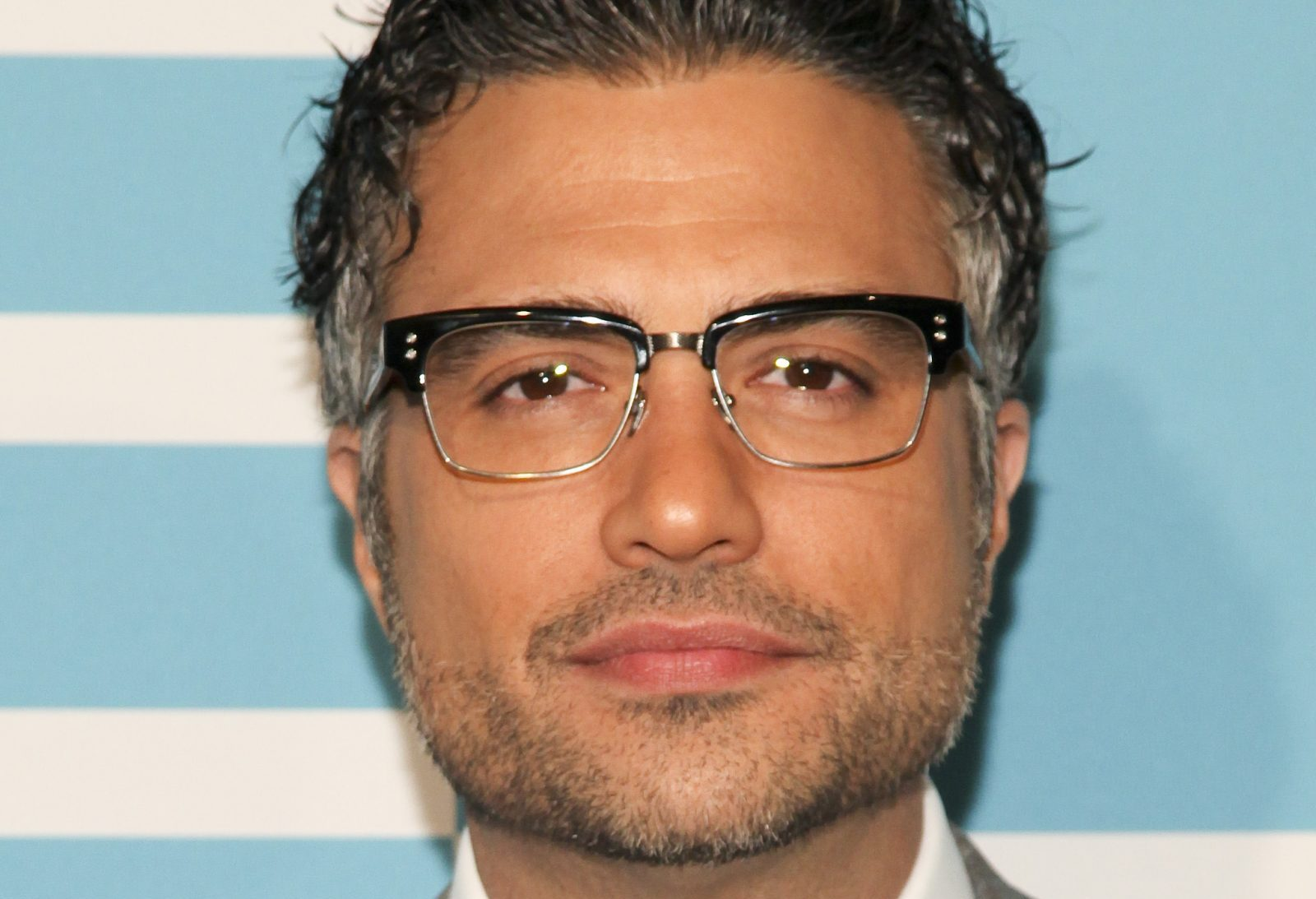 Jaime Camil attends The CW Network 2015 Programming Upfront Presentation at The London Hotel on Thursday, May 14, 2015, in New York. (Photo by Andy Kropa/Invision/AP)