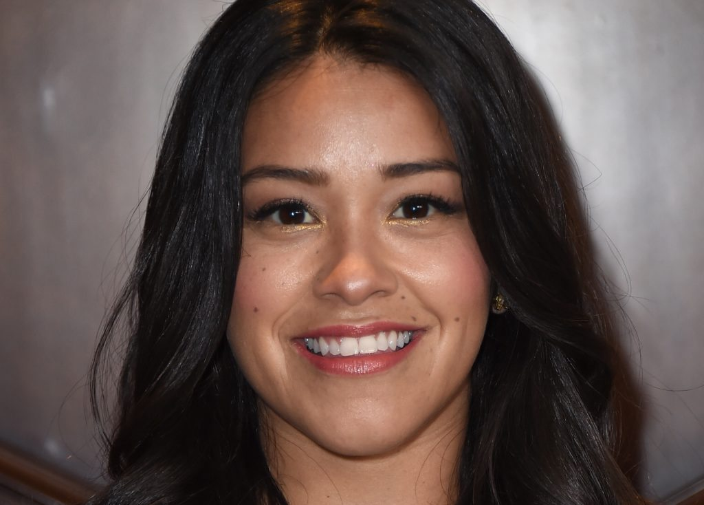 Gina Rodriguez attends unite4:good and Variety's 3rd Annual unite4:humanity at Montage Beverly Hills on Thursday, Feb. 25, 2016 in Beverly Hills, California. (Photo by Jordan Strauss/Invision/AP)
