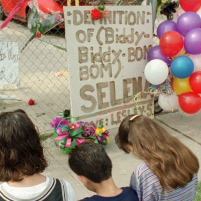 Recordando a Selena Quintanilla