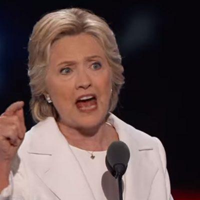 """#HillaryClinton: """"No vamos a construir un muro"""""""