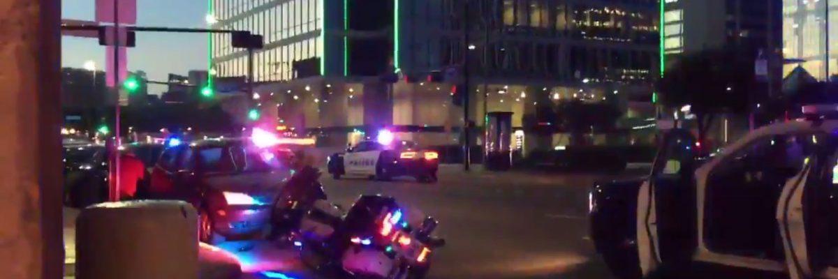 #Dallas: Asesinan a tres policías durante protestas