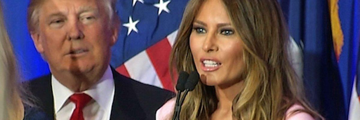 #ConvenciónRepublicana: Trump dice que va, para escuchar a su esposa