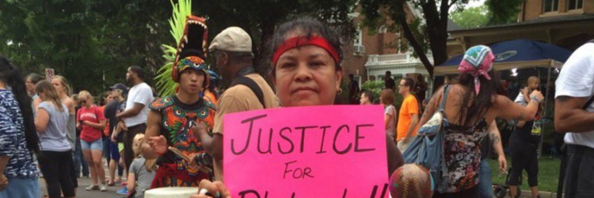 #BlackLivesMatter: los latinos se unen a la protesta pacífica