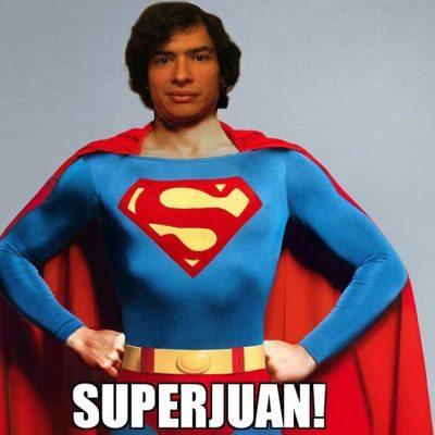 Necesitamos más héroes como Super Juan