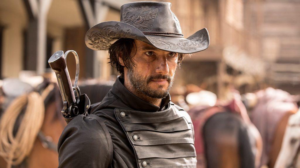 """Rodrigo Santoro en """"Westworld"""""""