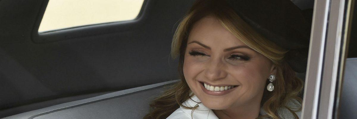 Otra vez una lujosa propiedad de Angélica Rivera levanta sospechas