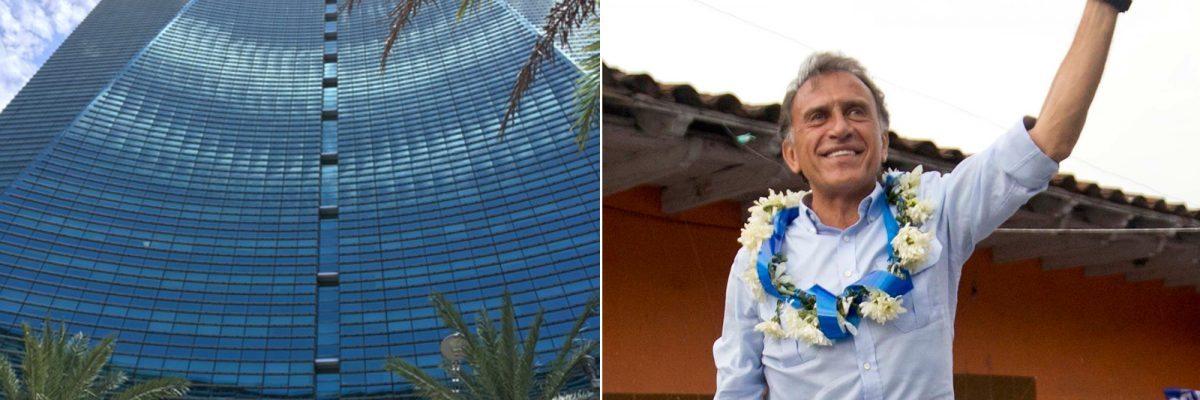 Guaridas millonarias de los políticos mexicanos