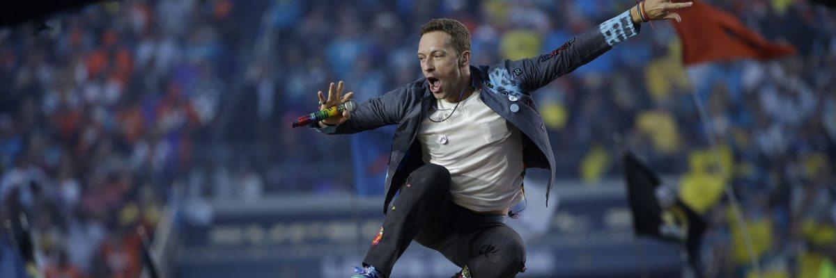 Coldplay en México