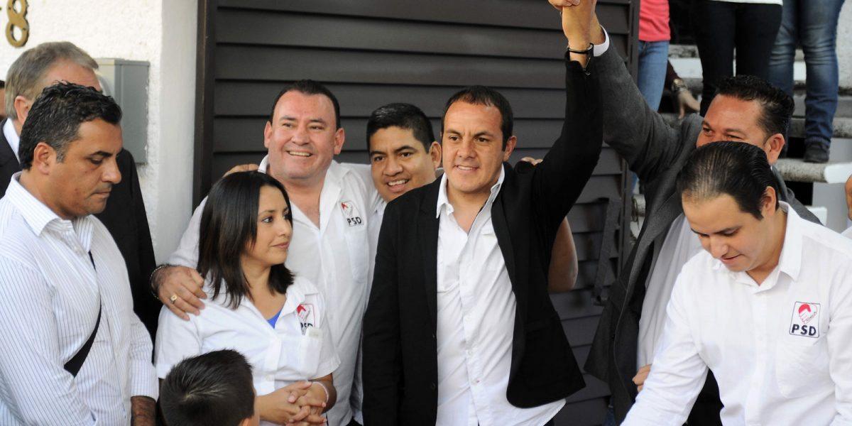 Hay que expulsar a Cuauhtémoc Blanco de la política