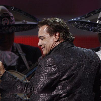 Así era Juan Gabriel en concierto