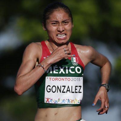 #CorazónDeOro: Lupita González le regala medalla de plata a México