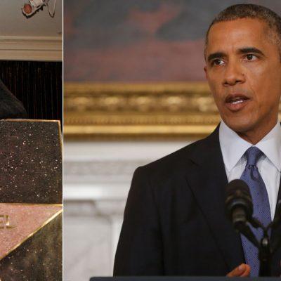 """""""El espíritu de Juan Gabriel perdurará con sus canciones"""", dice Barack Obama"""