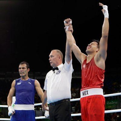 #MisaelRodríguez: ¡Llegó la primera medalla para México!