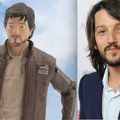#DiegoLunaParaLlevar: La figura del actor estará disponible en juguete