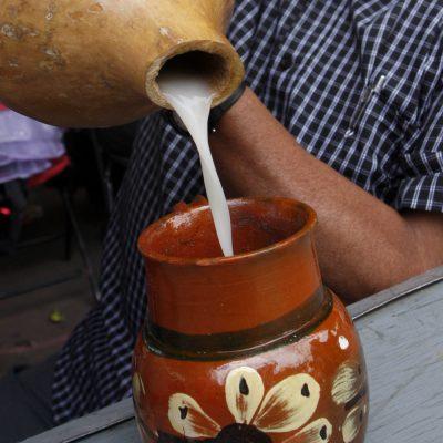 El pulque y otras bebidas mexicanas