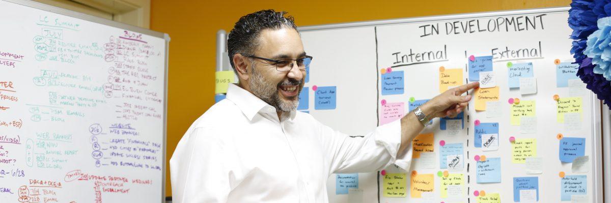 José Quinonez será premiado por la Fundación MacArthur
