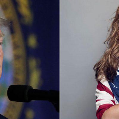 """#Basura: Sí, Trump cayó aún más bajo e invitó a ver """"video sexual"""" de Alicia Machado"""