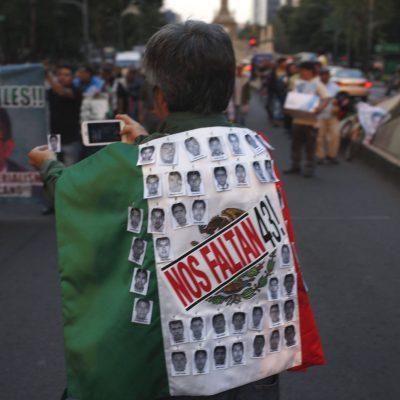 #AyotzinapaDosAños: Los padres de los 43 insisten en que buscan a sus hijos con vida