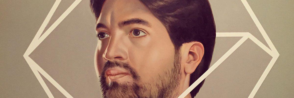Adrián Zavala lleva sus raíces al retrato