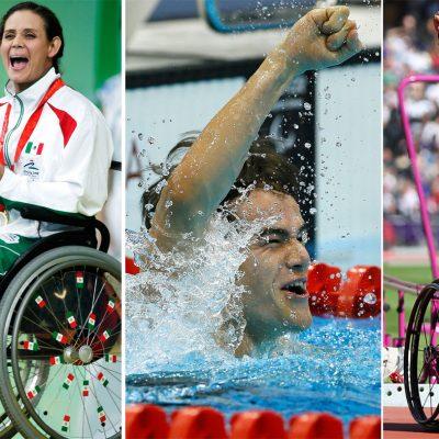 #Superhéroes: Ellos son la gran esperanza de México en los Juegos Paralímpicos