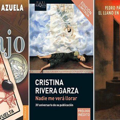 #ReadABookDay: Libros de la literatura mexicana que no te puedes perder