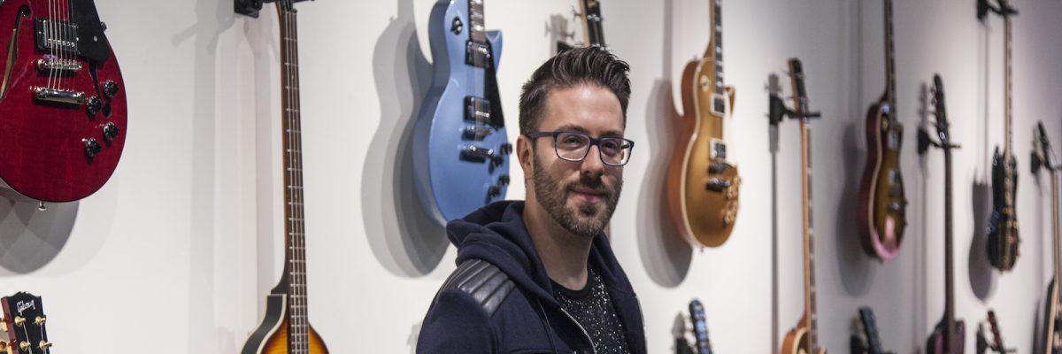 #MusicWithPurpose: Conoce a Danny Gokey y por qué acaba de sacar un disco en español