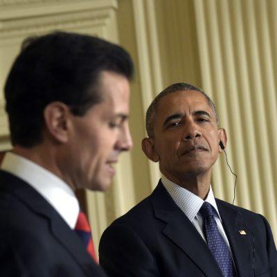 #YaParaQué: Peña Nieto explica a Obama por qué invitó a Trump