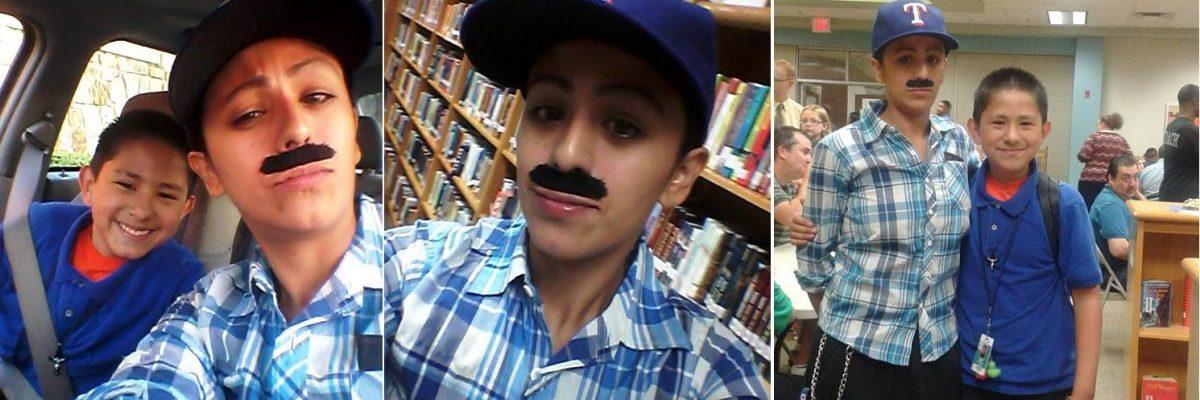 #MuchaMadre: La mamá latina que se disfrazó de papá, se ganó el corazón del país