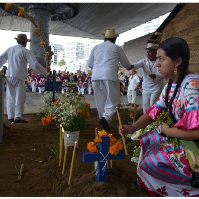 4 fiestas mexicanas de Día de Muertos donde los vivos gozan y honran a sus difuntos