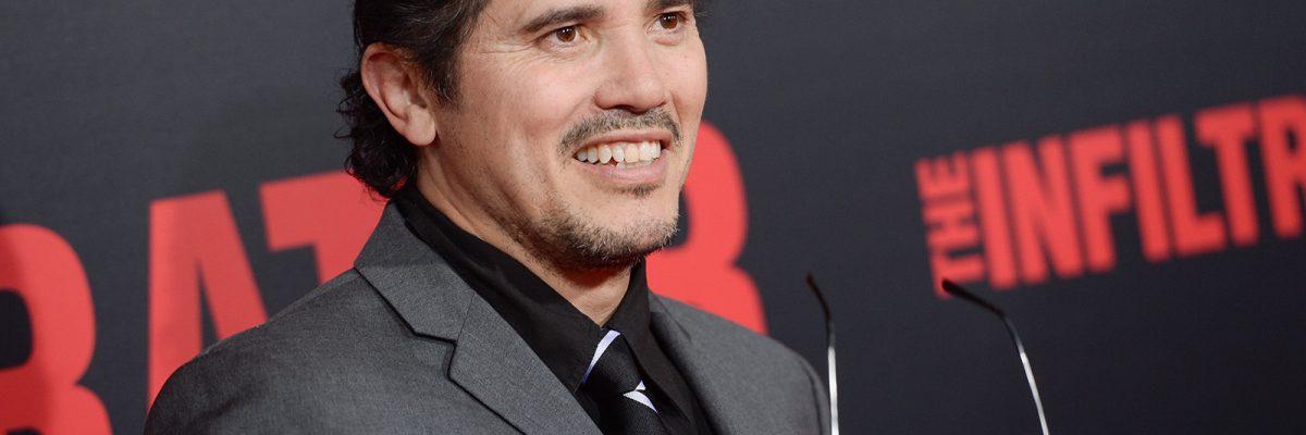Actor John Leguizamo attends the premiere of