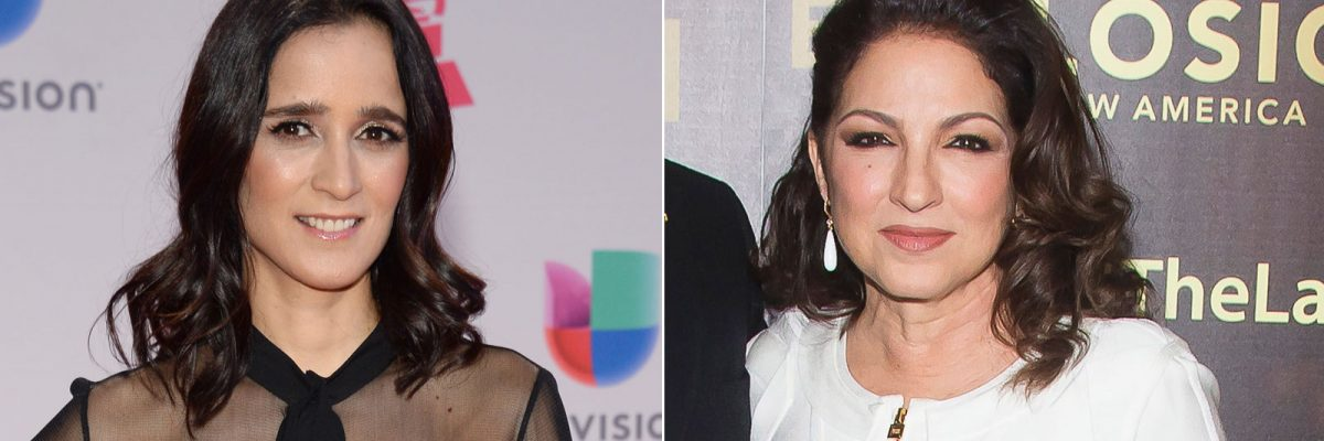 Esto es lo que Julieta Venegas y Gloria Estefan piensan sobre el voto latino