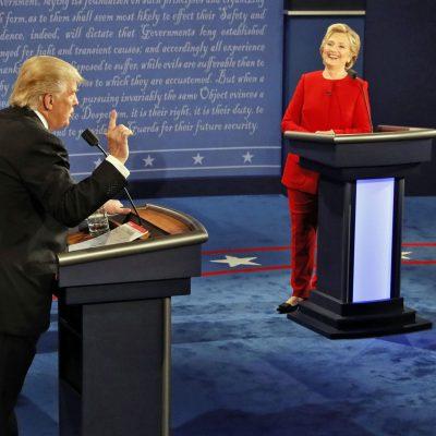 #VanASacarChispas: Mira aquí el segundo debate Clinton – Trump (EN VIVO)