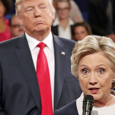 Mira aquí el tercer debate presidencial EN VIVO