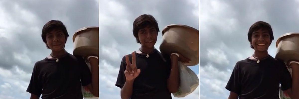 #Genio: El mejor vendedor del mundo es mexicano y solo tiene 15 años