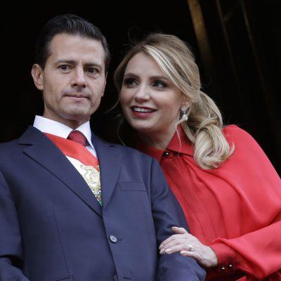 Angélica Rivera Enrique Peña Nieto