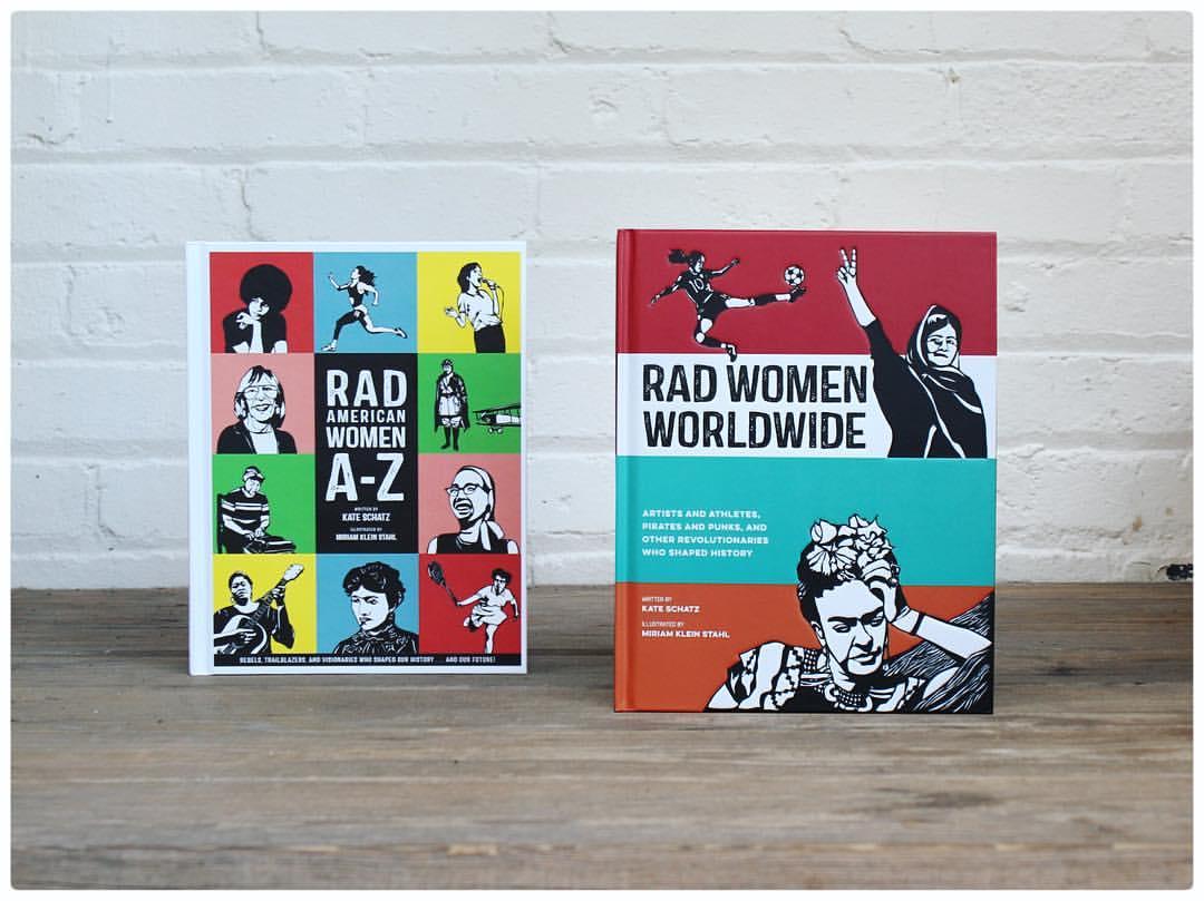 Mujeres radicales que cambiaron al mundo