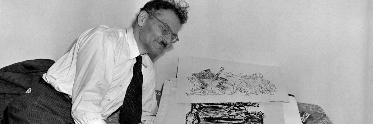José Clemente Orozco pintó para conmover
