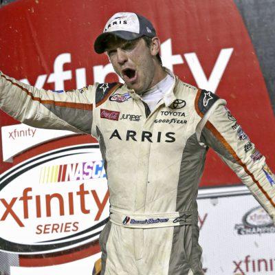 #RápidoYMexicano: Daniel Suárez hace historia como el primer extranjero campeón de la NASCAR