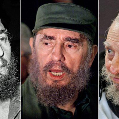 #FidelCastro: Muere Castro a los 90 años