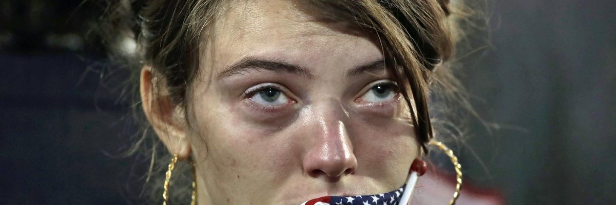 #TrumpPresidente: Llora, América, llora