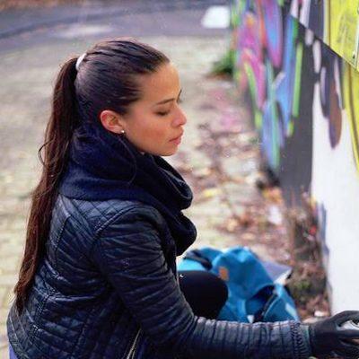Paola Delfín - artista visual mexicana