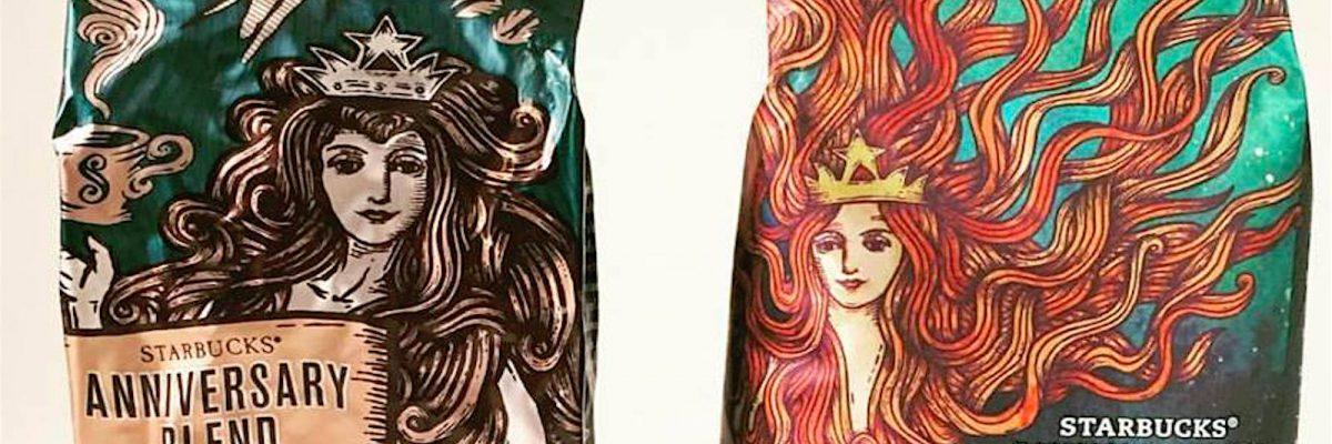 #MexicanStarbucks: Las sirenas y los jaguares de tu café favorito son obra de un mexicano