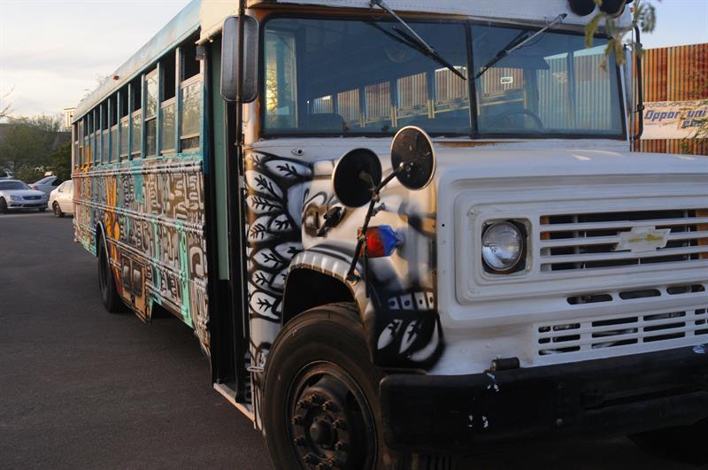 Bus-muralist