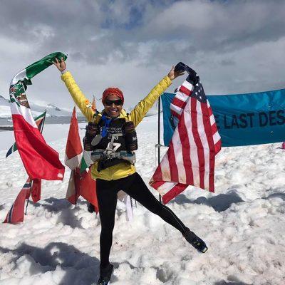 #SinLímites: Mexicana hace historia conquistando la Antártida