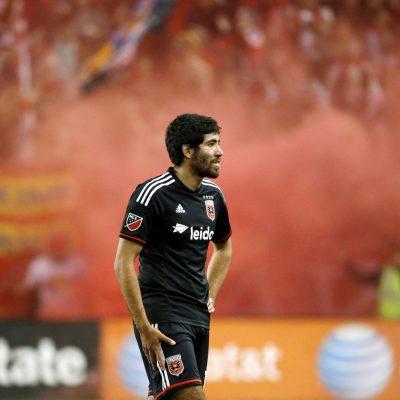 Miguel Aguilar - El primer mexicano indocumentado en la MLS jugará para el Galaxy