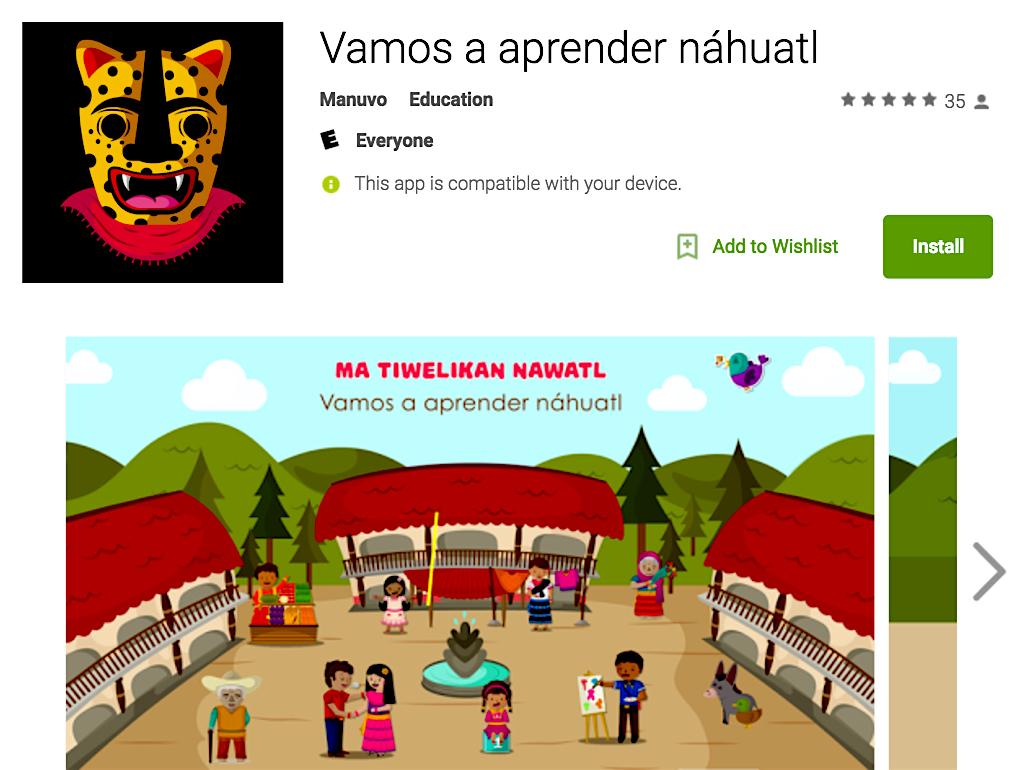 nahuatl app